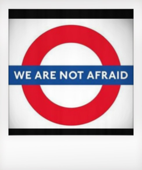 We are not afraid me On Focus