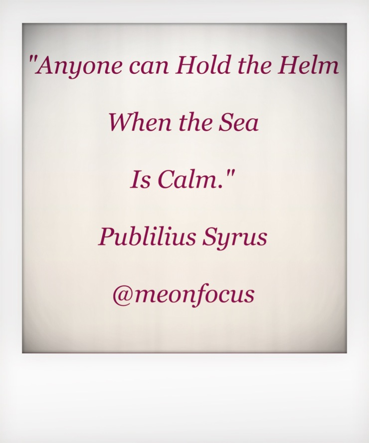 Hold it - Me on Focus