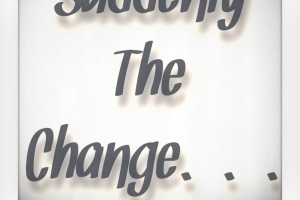 The Change - Me on Focus